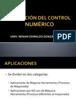 Aplicaciones Del Control Numerico