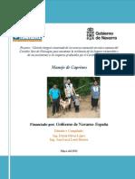 Manual de Manejo de Caprinos- Corredor Seco Nicaragua