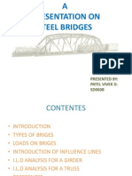 Steel Bridges Ppt