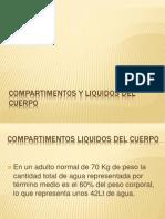 3.Compartimentos Liquidos Del Cuerpo