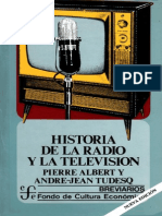 Historia de La Radio Y La Television
