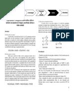 Experimental 5 - Dosagem de Ácido Acético, Cítrico e Tartárico