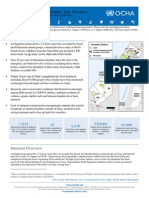 Hostilities in Gaza, UN Situation Report as of 05 Aug 2014