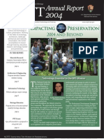 NCPTT 2004 Annual Report