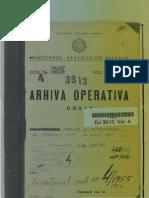 Cum a apărut pulanul - Arhiva Operativa a Ministerului Afacerilor Interne