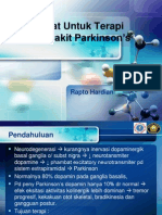 Obat Parkinson's