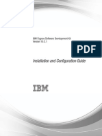 IBM Cognos Version 10.2.1 - Installation and Configuration Guide