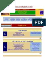 Apuntes de Geologia General