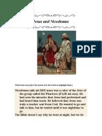 Jesus and Nicodemus 18