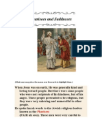 Pharisees and Sadducees 23