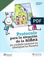 Protocolo Albergues Panama