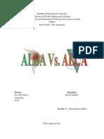Alba vs. Alca