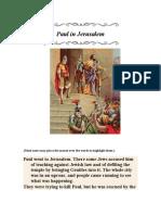 Paul in Jerusalem 9
