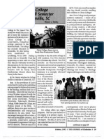 1993 Issue 8 - Christ College Opens in Greenville - Counsel of Chalcedon