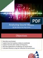 1.6 Sound Waves