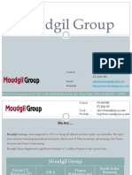 Moudgil Group -Profile