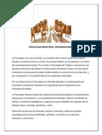 5.Psicologia Industrial Organizacional