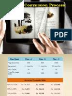 E-Book Conversion Process