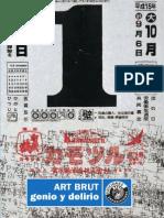 Art Brut-genio y Delirio