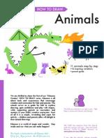 Kibooco How to Draw Animals