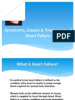 Symptoms, Causes & Treatments of Heart Failure