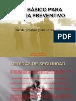 Tiro BÁsico Para PolicÍa Preventivo