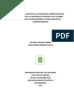 Perfil Del Egresado Del Programa de Administración De