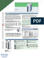 IAI PS-24 Power Supply Specsheet