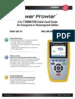 T3 Power Prowler Onesheet
