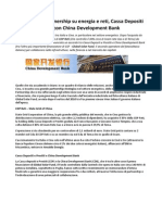 GSF Fotovoltaico / China Development Bank