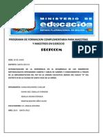 Sistematizacion de La Exp-PROFOCOM