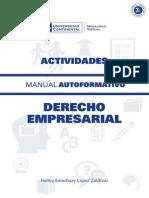 A0114 MA Derecho Empresarial ACT ED1 V1 2013