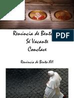 Renúncia de Bento XVI