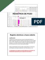 Registros Electricos Open Hole