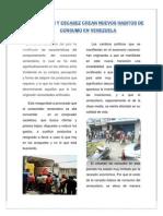 El Entorno Económico Del País Ha Modificado Las Características Del Comportamiento Del Consumidor Venezolano
