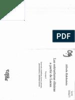 Eidelsztein Las Estructuras Clinicas a Partir de Lacan VOL1a4a