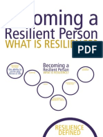 BARP MOOC Lesson 1 What is Resilience PDF