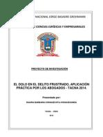 Proin 2014 Ok Ok Trabajo Infantil y Su Relación Con La Vulneración de Los Derechos Del Niño - Copia