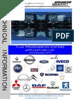 P0195 iveco   OBD2 standard fault codes air/fuel mixture control