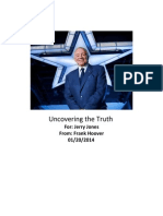 The Sins of Jerry Jones