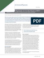 Cloud of NFC WP 2