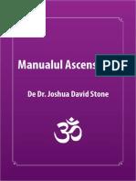 Dr. Joshua David Stone - Manualul Ascensiunii