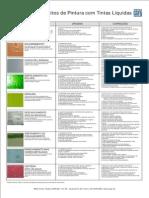 WEG Solucao Para Defeitos de Pintura Com Tintas Liquidas Catalogo Portugues Br