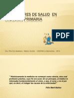 Clase 9 - Indicadores Biomédicos 2014