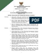a kepmenaker 372 2009 petunjuk pelaksanaan bulan k3 nasional 2010-2014