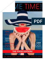 WASTEdar | Prime Time Article