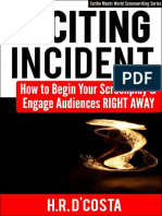 Inciting Incident_ How to Begin - D'Costa, H.R