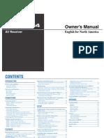 HTR 3064 Manual