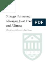 Round Overview StrategicPartnering