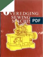 GN1 overlock machine manual in English